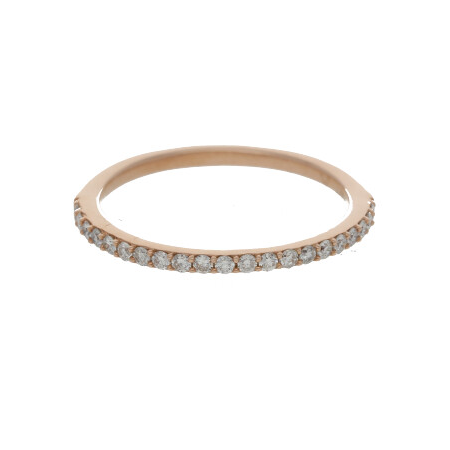Diamond Band ring of 0.40 ct